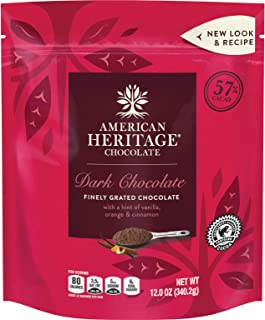 milk free hot chocolate mix