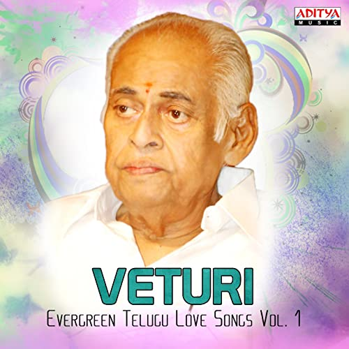 Veturi - Evergreen Telugu Love Songs, Vol  1 by Various