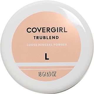 CoverGirl TruBlend Minerals Loose Powder, Medium [410] 0.63 oz