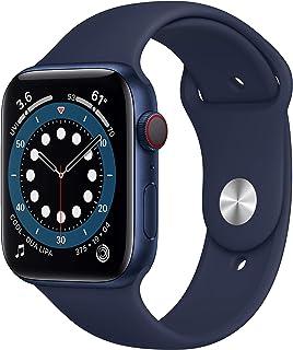 AppleWatch Series 6 (GPS + Cellular, 44mm) - Blue...