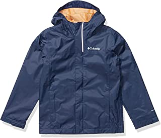 Columbia Boys' Watertight Jacket, Waterproof and Breathable