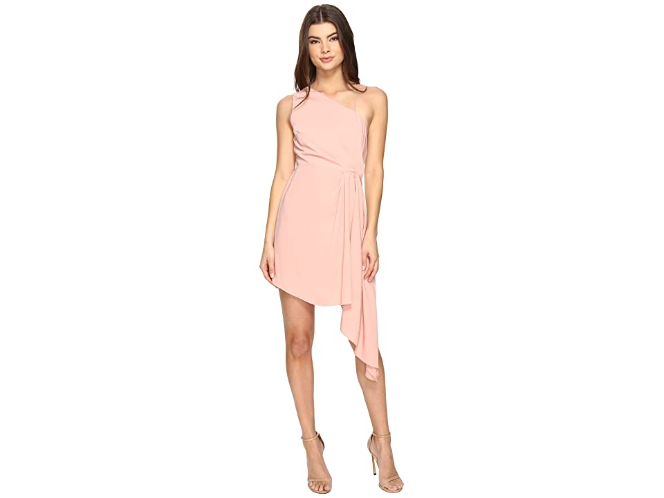 KEEPSAKE THE LABEL Without You Mini Dress (Dusty Rose) Women