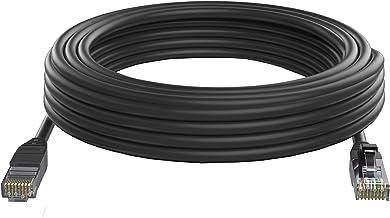 Maxlin Cable Cat6 Ethernet Cable, 50 ft - RJ45, LAN, UTP...