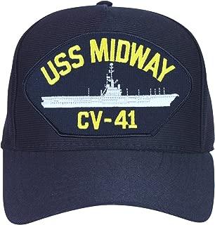 midway cap