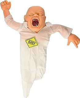 Forum Novelties Annoying Baby On Board Doll Gag Gift Joke Prank