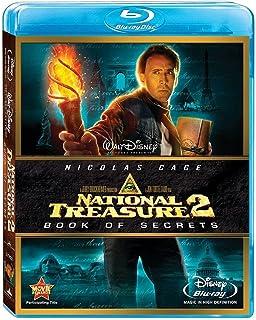 National Treasure 2: Book of Secrets | Blu-ray | Arabic Subtitle Included