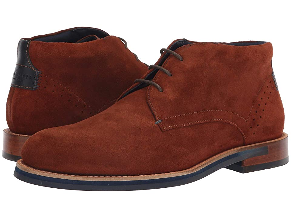 Ted Baker Daiinos (Dark Tan) Men