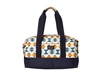 Pendleton Canopy Canvas Weekender (Falcon Cove Sunset) Handbags