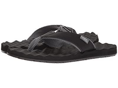 Flojos Estiler (Black/Charcoal) Men