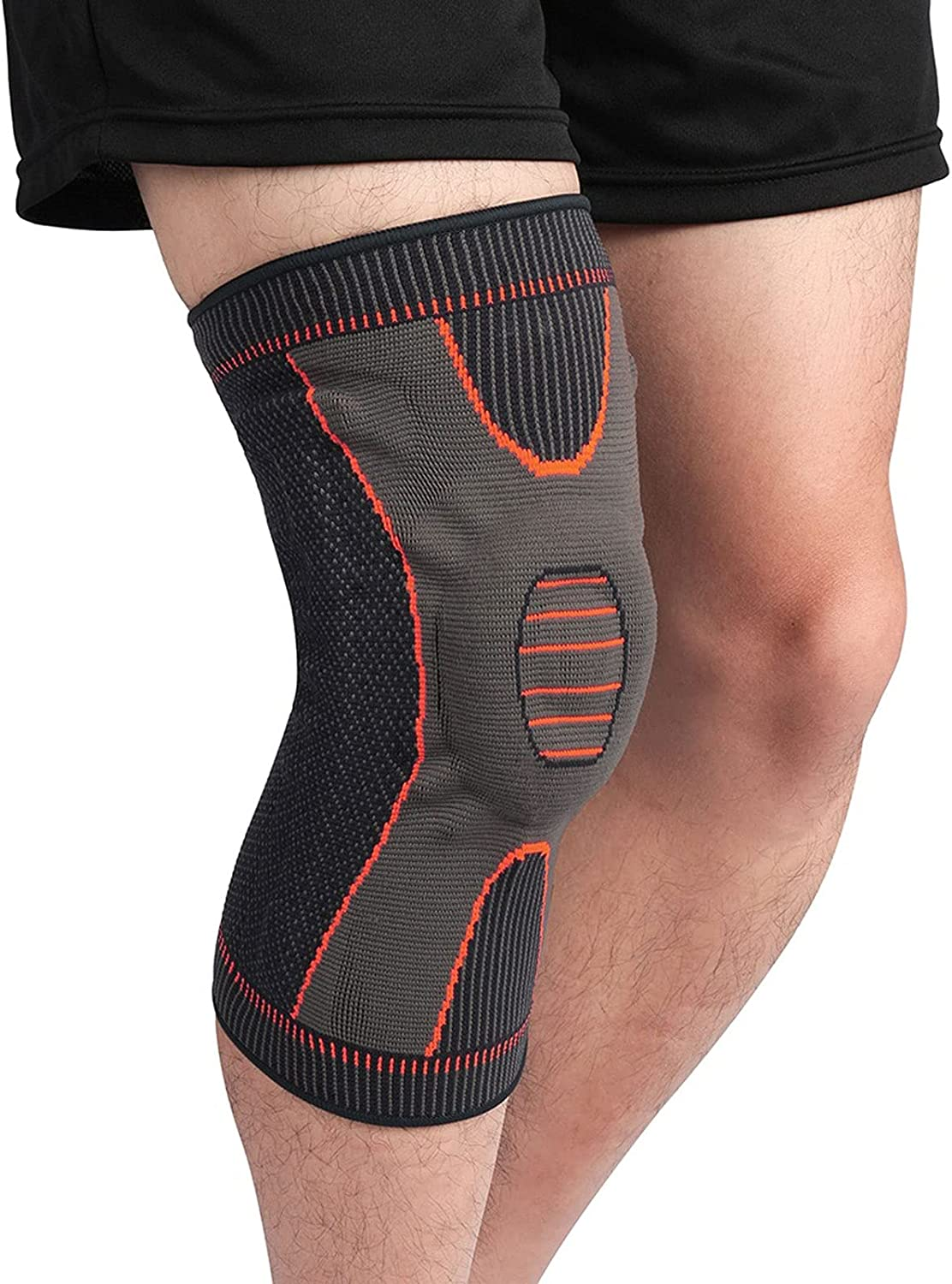 Nicwagrl Knee Brace Fees free Pads Fitness Sleeves Sports Suppo price