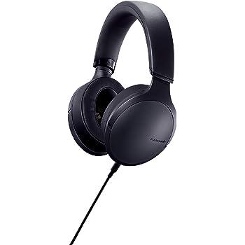 パナソニック ステレオヘッドホン (ブラック) RP-HD300-K