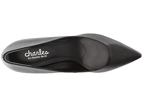 Charles by Charles David Addie Black Leather Clearance Order Outlet 2018 Best Choice Cheap Prices Authentic Quality Free Shipping Outlet YvF5ZuR