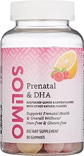 Solimo Prenatal & DHA 90ct