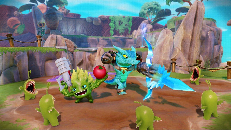 Skylanders Trap Team Starter Pack - Wii U