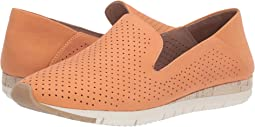 Dusty Orange Nubuck