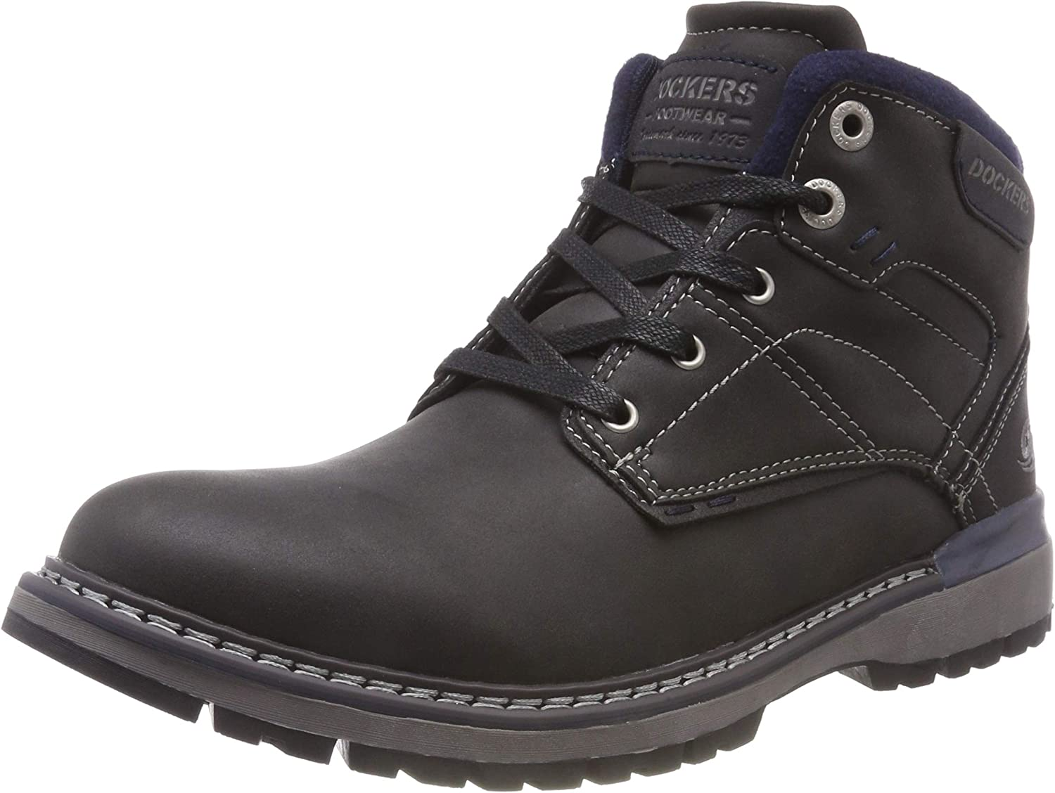 Dockers by Gerli Men's 43ad001 Combat Boots