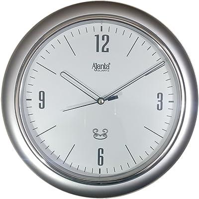 Buy Ajanta Plastic Fancy Wall Clock 30 Cm X 30 Cm X 4 5