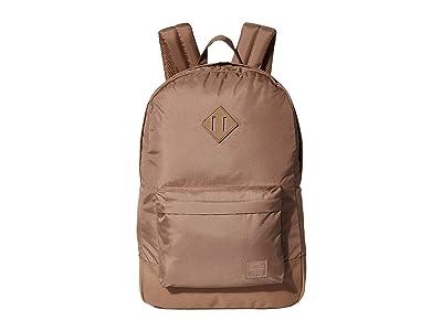 Herschel Supply Co. Heritage Light (Pine Bark) Backpack Bags