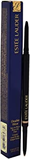 Estee Lauder # 05 Double Wear Stay-in-Place Brow Lift Duo Brow Pencil, Highlight/Black, 0.03 Ounce