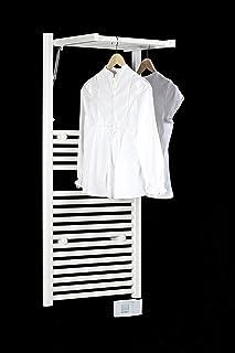 Secador de toallas fluido – gama Stendino Digital – 500 W – Blanco