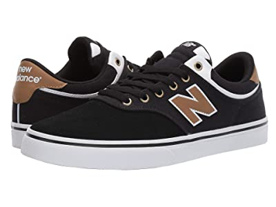 New Balance Numeric NM255 (Black/Brown) Men