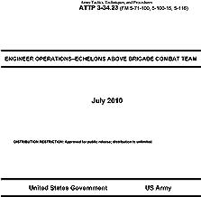 Army Tactics, Techniques, and Procedures  ATTP 3-34.23 (FM 5-71-100, 5-100-15, 5-116) ENGINEER OPERATIONS–ECHELONS ABOVE BRIGADE COMBAT TEAM July 2010