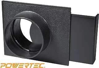 POWERTEC 70108 4-Inch Blast Gate for Vacuum/Dust Collector