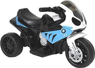 BMW 6V E-Trike, One Size, Blue