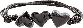 Jade Heart Shaped Bracelet, 6