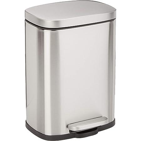 Amazon Basics C-10074FM-5L Trash Can, 5L