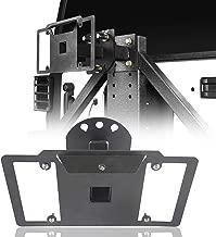 u-Box Spare Tire License Plate Mounting System (Jeep Wrangler TJ & JK 97-18)