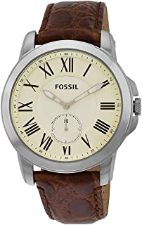 Fossil FS4963 for Men (Analog, Casual Watch)