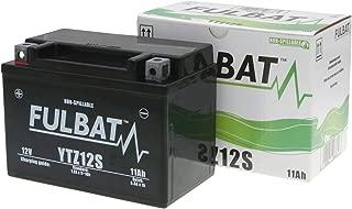 Batería FULBAT YTZ12S 12V 11Ah 210A Largo: 150