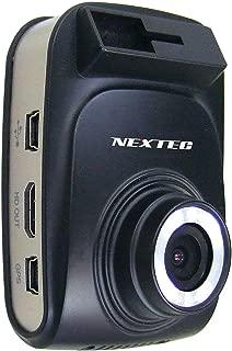 エフ・アール・シー(F.R.C)ドライブレコーダー 2K高画質 高画素モニタ付モデル(約400万画素) NX-DR301C