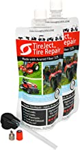 TireJect Tire Sealant Kit - Fix and Prevent Flat Tires (20oz)