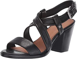 FRYE DANI CRISS CROSS womens Flat Sandal