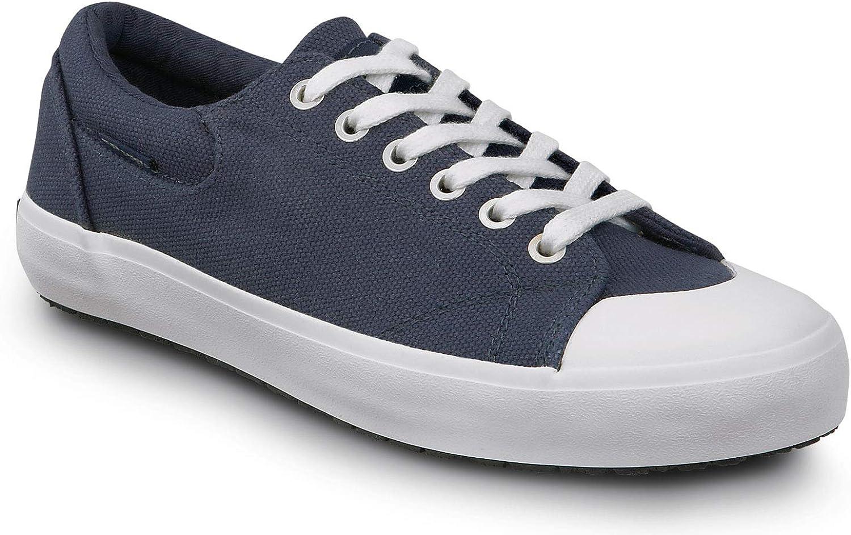 SR Max Barcelona Women's Skate Style Slip Resistant Soft Toe Work Shoe