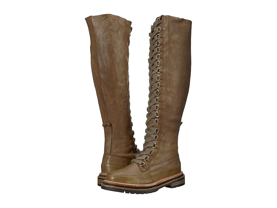 Free People Holden Tall Boot (Taupe) Women