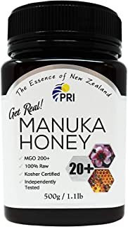 Pacific Resources International - Manuka Honey 20+