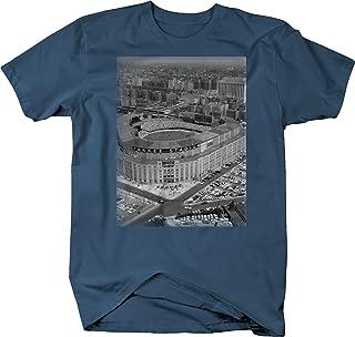 Retro Baseball Yankee Stadium Vintage Original New York Graphic T Shirt for Men