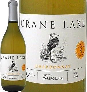 クレインレーク・カリフォルニア・シャルドネ 最新ヴィンテージ Crane Lake 白ワイン 750ml
