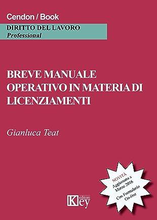 Breve manuale operativo in materia di licenziamenti
