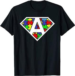 Best autism awareness superhero shirt Reviews