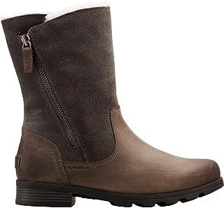 Emelie Foldover Boot - Women's Quarry, 8.5