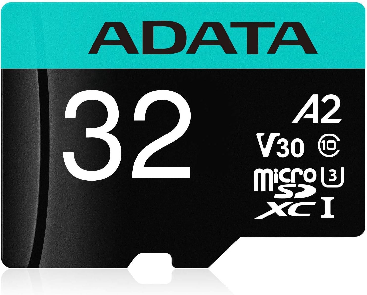 Adata Premier Pro 32gb Microsdxc Sdhc Uhs I U3 Class 10 V30s