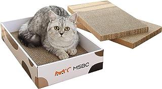 Roomingcare 猫爪とぎ つめとぎ 箱型 サイズ43×26×8cm 詰め替え用3枚セット