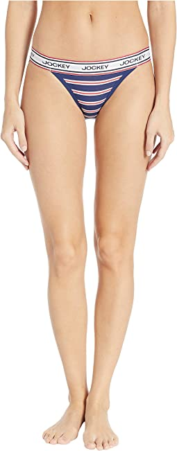 a2aee1cc0 Jockey cotton stretch low rise bikini + FREE SHIPPING | Zappos.com