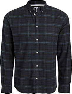 Norse Projects Men's Anton Brushed Flannel Check Shirt
