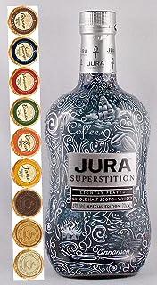 Jura Superstition Single Malt Whisky  9 Edel Schokoladen in 9 Sorten