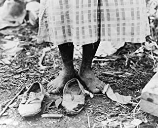 Cotton Picker 1937 Nfeet Of An African American Cotton Picker Near Clarksdale Mississippi Photograph By Dorothea Lange June 1937 Poster Print by (18 x 24)